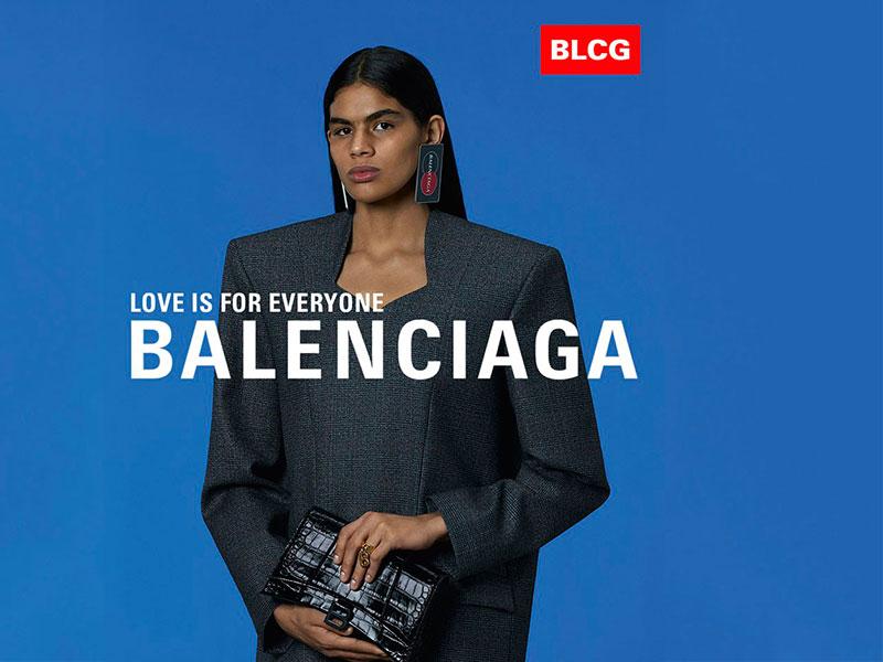 Balenciaga, Balenciaga Détourne la Campagne Electorale Américaine