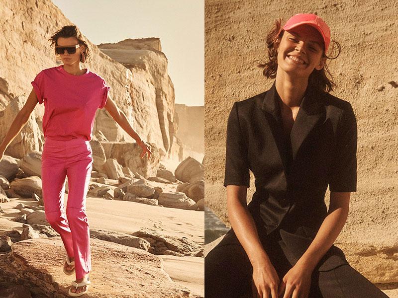 H&M Studio été 2020, Un Eté 2020 H&M Studio Solaire à la Plage
