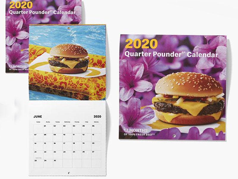 Bougies McDonald's, Insolite, des Bougies McDonald's Parfumées au Burger