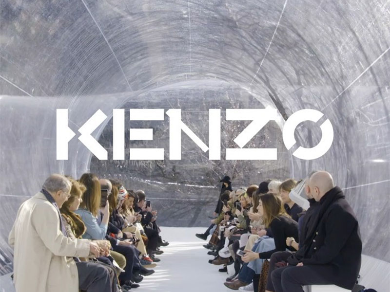 Nouveau Logo Kenzo, Kenzo change de Logo et de Directeur Artistique