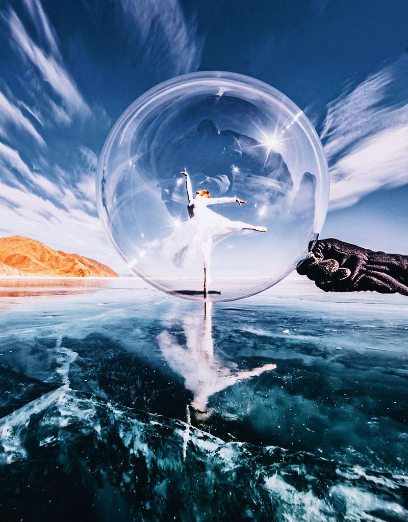 lac Baïkal Kristina Makeeva, Lac Baïkal par Kristina Makeeva, un Lieu ô Combien Inspirant