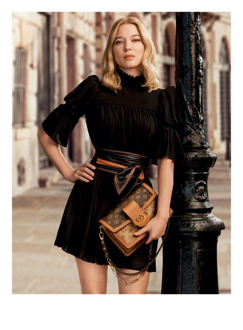 Sacs Louis Vuitton, 3 Actrices pour les Nouveaux Sacs Classiques Louis Vuitton