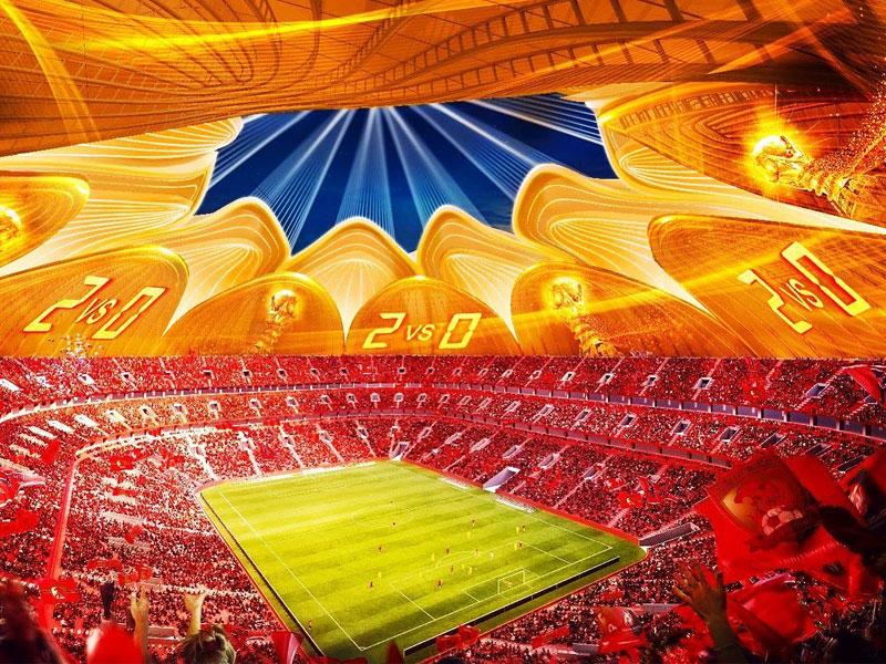 plus grand stade chine, La Chine Construit le Plus Grand Stade de Foot au Monde