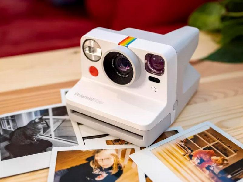 Polaroid Now, Polaroid Now, Retour de l'Appareil Photo Instantané (video)