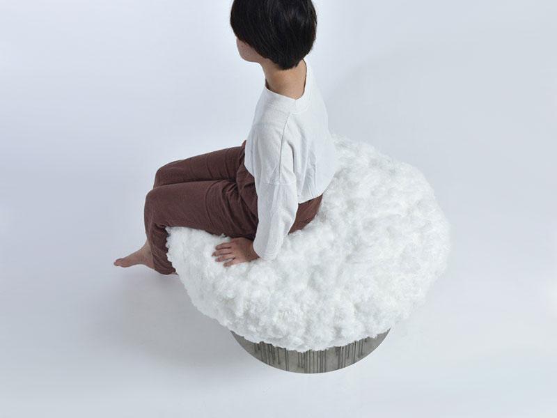 chaise cloud, Cloud,  la Chaise en Petit Nuage pour les Rêveurs