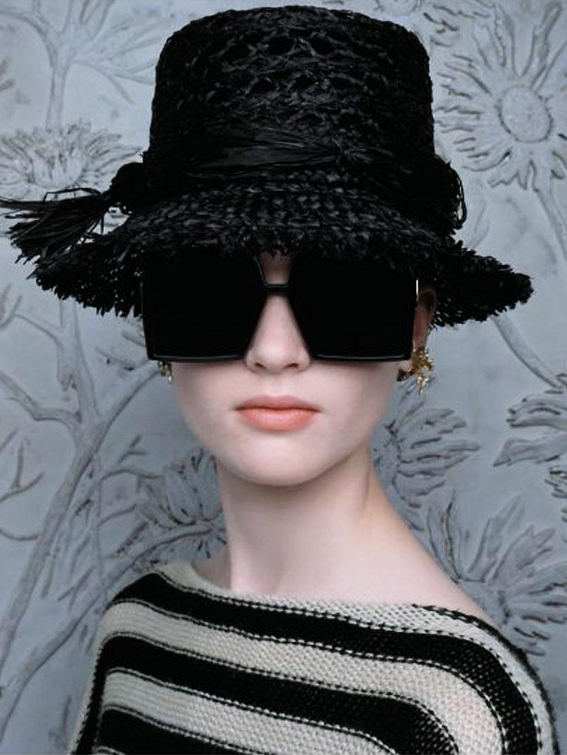 lunettes soleil Dior Montaigne, Lunettes de Soleil Dior 30 Montaigne Carrées de l'Eté 2020