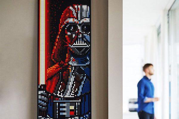 LEGO ART, LEGO ART, Créer des Mosaïques Artistiques pour la Déco