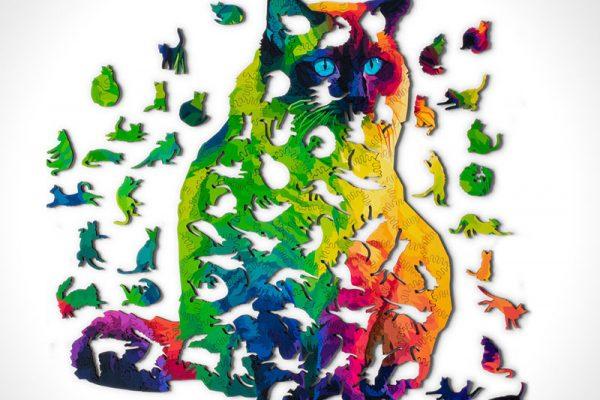 Herding Cats, le Puzzle des Amoureux des Chats (video)