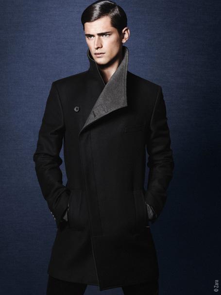 024fb9e2b1d143f43689af69e9bd3541 Zara Homme Hiver 2011 2012 Campagne