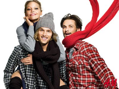 , H&M Collection Noel 2009