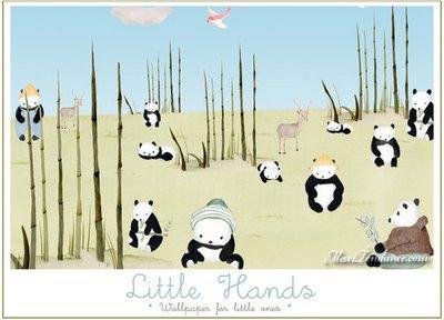 0288aaac6388d2a36513922426a4ba80 - Little Hands Papiers Peints : Au Pays Des Enfants