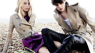 033d8f2f246bf3ba3d1dc6ee3e65c21c Burberry Printemps Ete 2011 Campagne