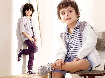 03bb525c4457f42f62c34357b97570e8 - Zara Enfants Collection Eté 2010