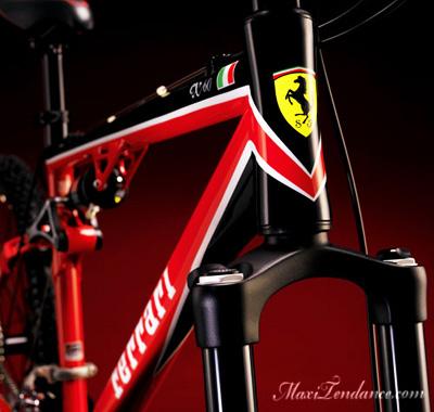 04cbe3b2ff626bcea486a067b3a78cce Ferrari CX 60 : Le Vélo de La Scuderia