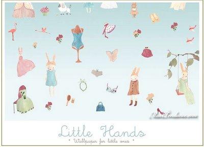 0643eb3bb05301525f6a970b138022a4 - Little Hands Papiers Peints : Au Pays Des Enfants