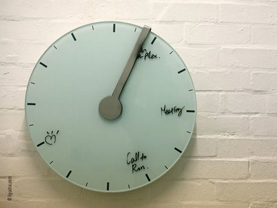 , Trace of Time Clock : Effacer Le Temps qui Passe