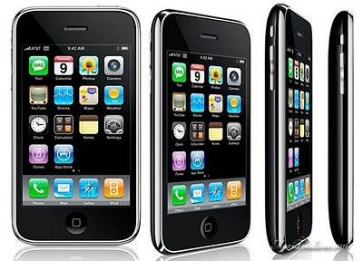 , Nouvel iPhone 3G : Chic and Cheap