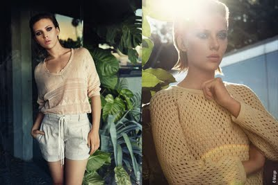 , Mango x Scarlett Johansson : Nouvelle Campagne Ete 2011