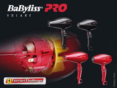 0d5f6adecc5f7e5edcd94813a30cbc1b Ferrari Babyliss Pro Volare : Seche Cheveux Turbo