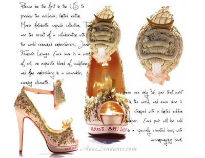 0ff426cf464a42420ce6b894cbe81626 - Chaussures Marie Antoinette par Christian Louboutin