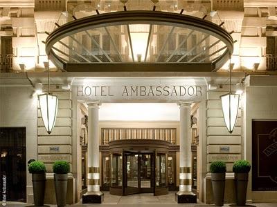 173a16f56fd4006ae72d5dad3bf0428e - Hotel Ambassador Paris Opera par Paul Bevis