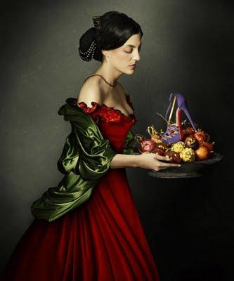 , Christian Louboutin Hiver 2011 2012 : Lookbook Artistique