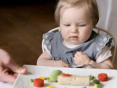 , Pub Nutricia Olvarit : Bebes Restaurant Etoilé et Diner Presque Parfait (video)