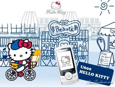 , Samsung Hello Kitty SGH-U600 : Le Retour