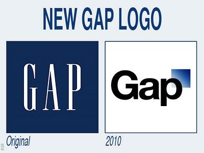 26070ccab41c94a90ba4ce9f95aff968 Nouveau Logo GAP : Ratage ou Coup Mediatique ?!