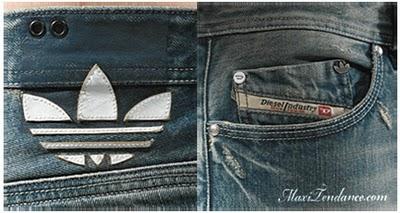 jean adidas