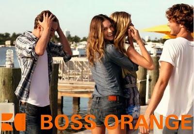 , Hugo Boss Orange : Pub Printemps Ete 2010