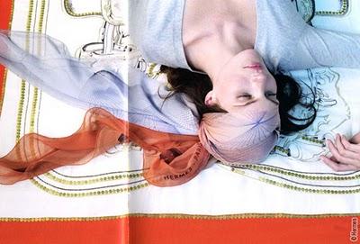 , Carrés Hermès Collection Printemps Eté 2010