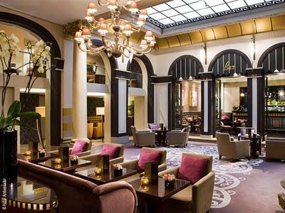 2c5a06cfb97821ca57190be8f3b8c698 - Hotel Ambassador Paris Opera par Paul Bevis
