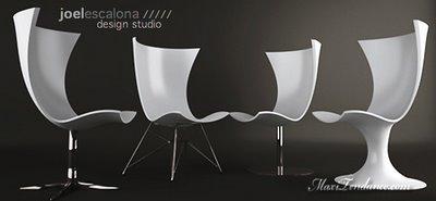 2f0a9ed293a2c61588782a29185428c8 Santos Chair par Joel Escalona