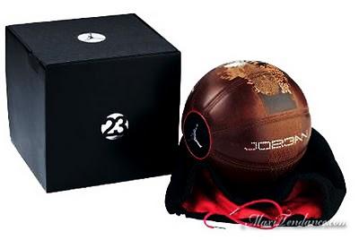 ballon de basket jordan