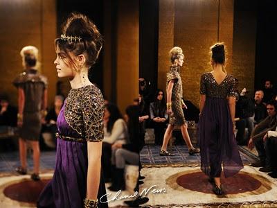 , Chanel Pre Fall 2011 : Paris Byzance