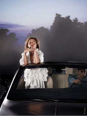 , Chanel Croisiere 2011 avec Georgia Jagger Campagne