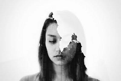 Double Exposures par Andre De Freitas : Reflexions Photographiques