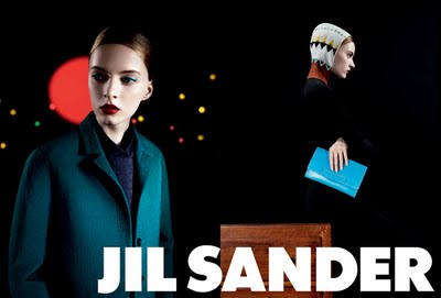 , Jil Sander Hiver 2011 2012 Campagne