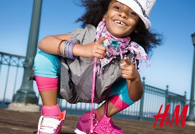 4097790507f17c0d9bed597f581bd6f8 H&M Collection Enfants Printemps 2010