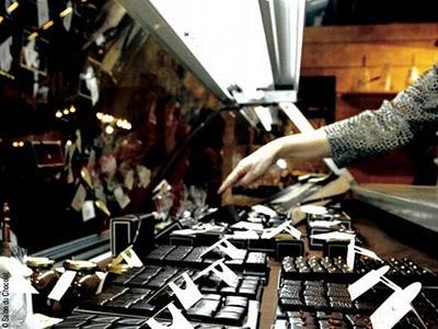 , Salon du Chocolat 2010 Green Ethique et Choc