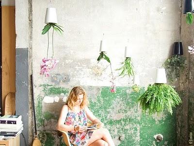 , Sky Planter : Jardiniere Suspendue