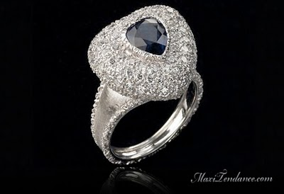 , Gianmaria Buccellati : Coeur de Diamants