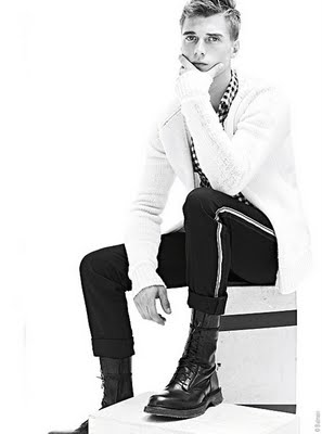 , Balmain Homme Hiver 2011 2012 Campagne