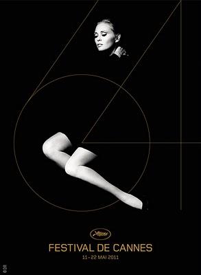 , 64e Festival de Cannes 2011 : Affiche avec Faye Dunaway