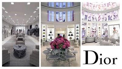 , Dior : La Nouvelle Boutique Rue Montaigne à Paris