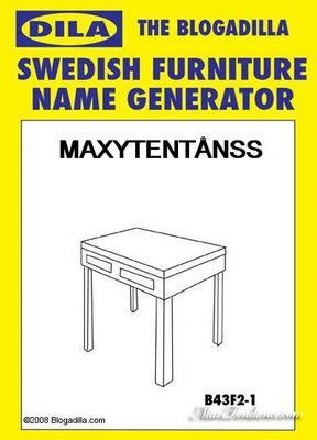 Nom De Meuble Ikea