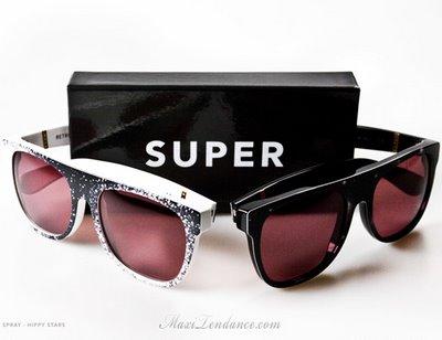 66d2e3cf25e2d80d54c0a217c5ee1623 SUPER Sunglasses : Lunettes de Soleil Eté 2009