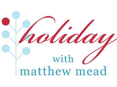 , Inspiration Deco Noel par Matthew Mead