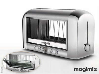 , MagiMix Toaster Vision : Grille Pain Transparent (video)